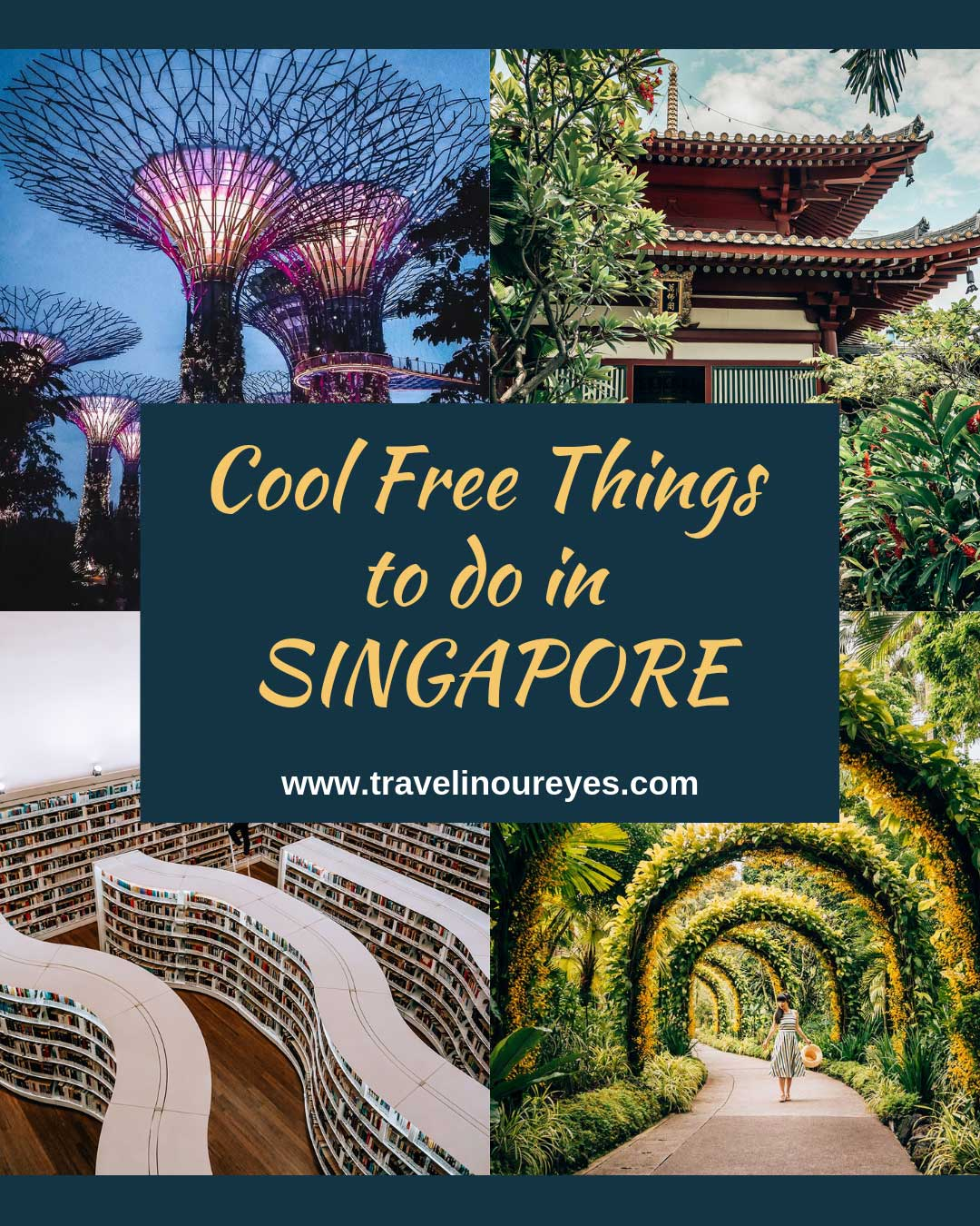 COOL FREE THINGS TO DO IN SINGAPORE