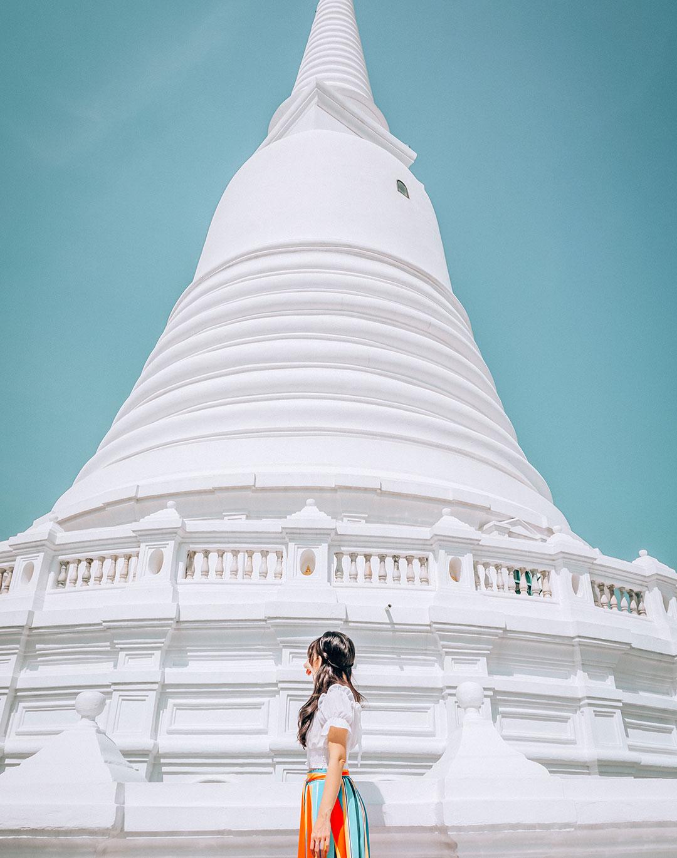 Temple dress code