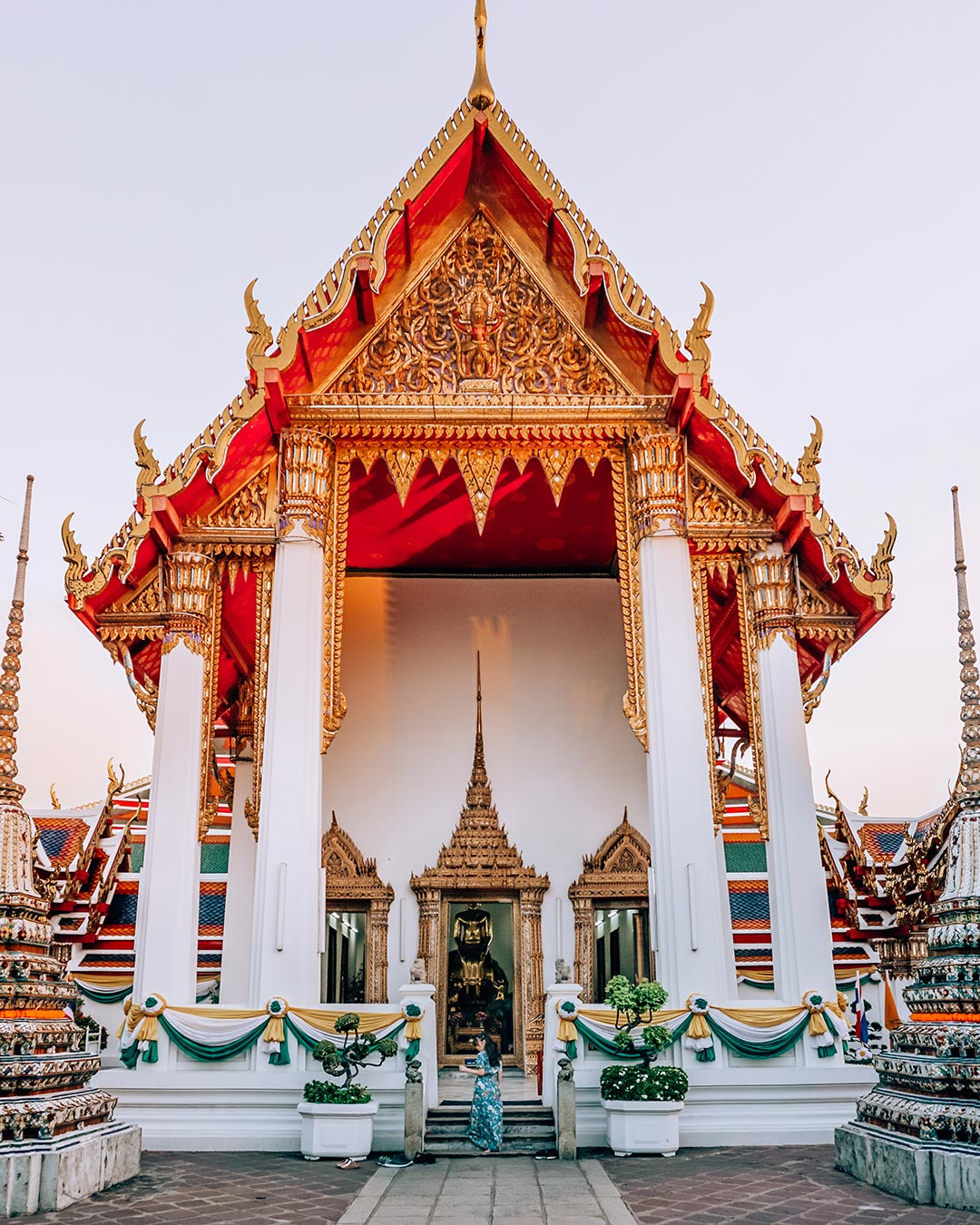 Temples and Cultural Festivals