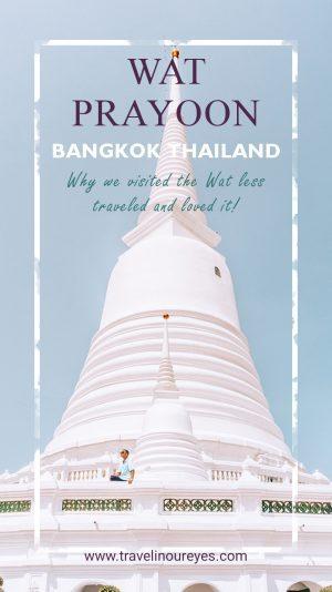 The Ultimate Guide to Wat Prayoon
