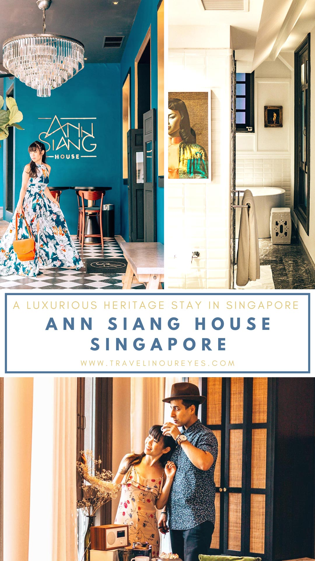 Ann Siang House: A Romantic, Luxurious Heritage Stay in Singapore