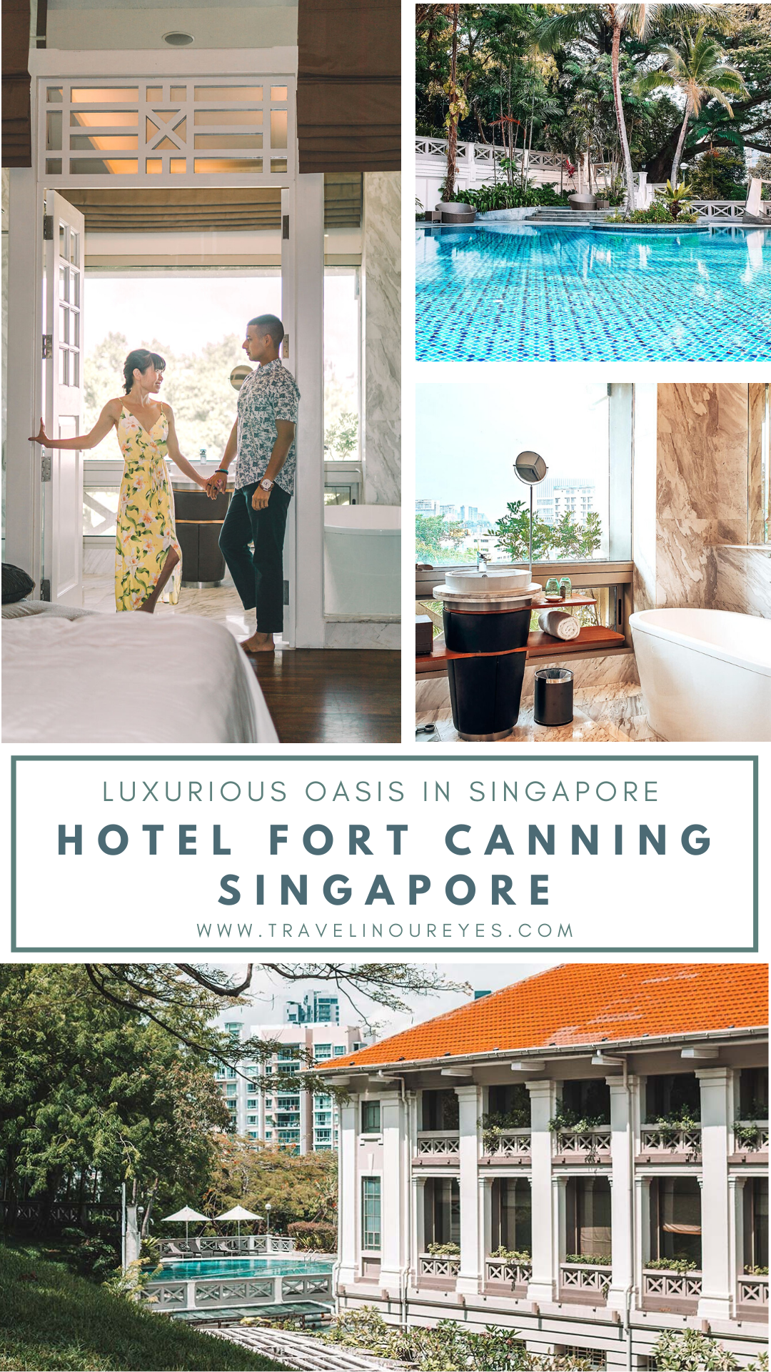 Beautiful Boutique Hotel in Singapore