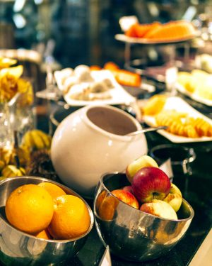 Xperience Restaurant Buffet Breakfast