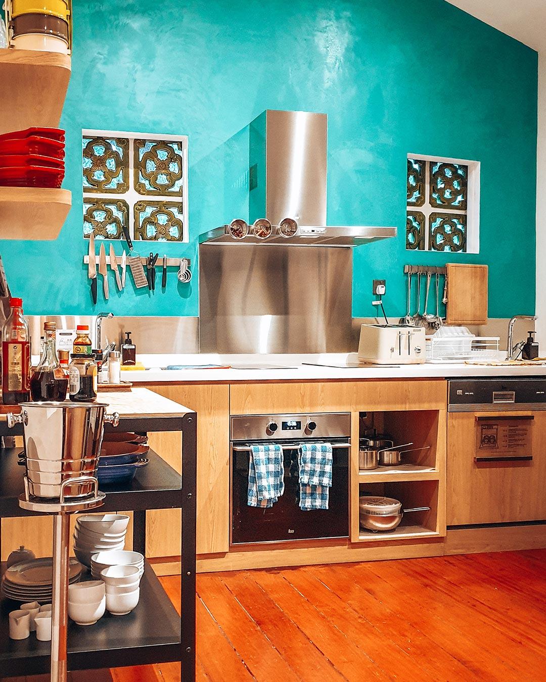 Kesa House Kitchen